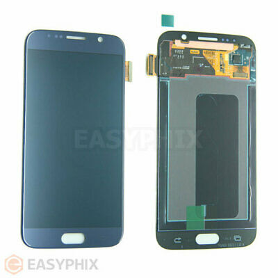 LCD Display Digitizer Touch Screen Assembly for Samsung Galaxy S6 SG920 Black