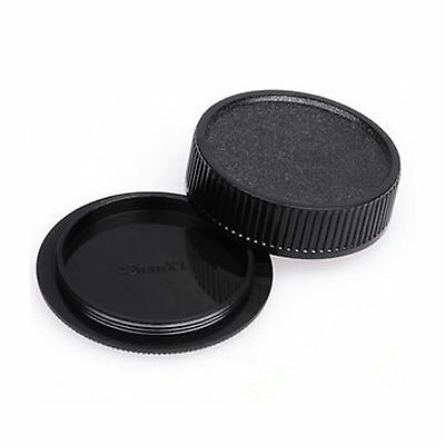 Rear lens + Body Cap cover for M39 39mm Screw Mount Cameras & Lenses