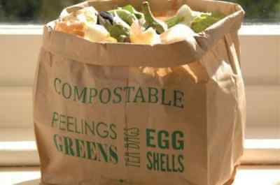 Burgon and Ball Compostable Kitchen Waste Bin Liners