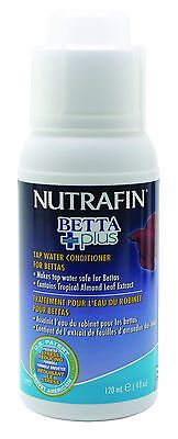 Nutrafin A7922 Betta Plus 4-Ounce A7922A1 015561179225