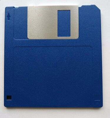 "3.5"" 720K DSDD FLOPPY DISK DOUBLE SIDED - NEW - PC FAT formatted - 1x"