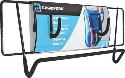 Wheelbarrow Hanger,No CMWBH-6,  Lehigh Group/Crawford Prod, 3PK