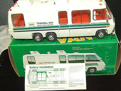 1980 Hess Training Van w/ Original Box, Inserts, and Instruction Card [S6551]