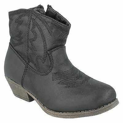 Girls Cutie Ankle Boots H5017