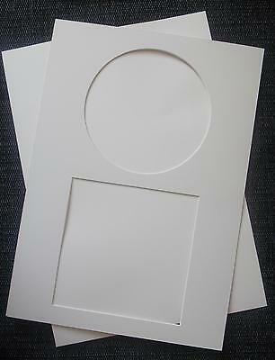 Cd / Music Album Cover Display Memorabilia Picture Frame Mount For A4 Frame 004