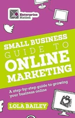 The Small Business Guide to Online Marketing by Lola Bailey Paperback Book (Engl