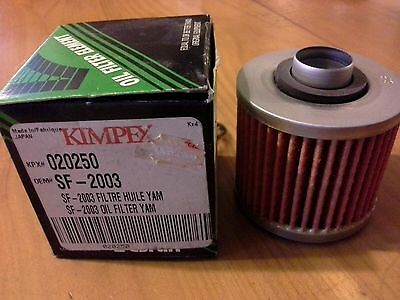 Nos- Vesrah Oil Filter Element,  Oem#sf-2003, Yamaha,  Freeshipcanus