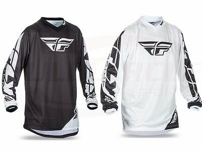Fly Racing Universal Riding Jersey Motocross Off-Road MX ATV BMX MTB 2017 Shirt