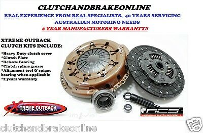 Extreme Outback Clutch Kit To Suit Toyota Hilux Ln179 3.0  5L 2000-2004