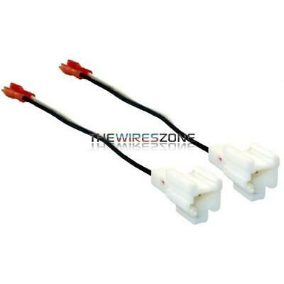 Metra 72-7300 2-Way Speaker Connector Wire Harness for Select Kia Sorento (pair)