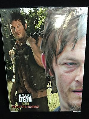 Walking Dead Playing Cards - Main Character Images