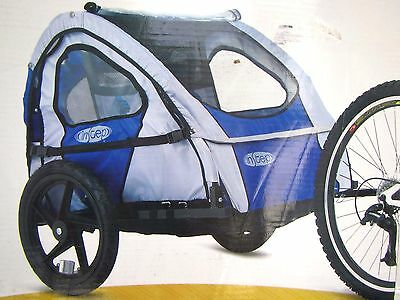 instep presto bike trailer manual