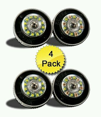 NEW 4 Pack Feniex Cannon 120° LED Hide-A-Way