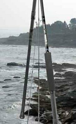 Nw G Loomis Surf Saltwater Spinning Rod Imx 1264-2S Sur