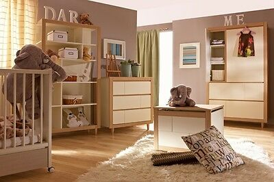 Babyzimmer Simple verschiedene Kombinationen -  exclusive Bellamy Kinderzimmer
