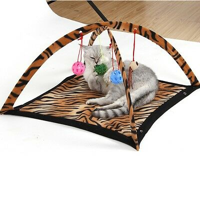New Pet Dog Mobile Multifunctional Playing Tent Toys Foldable Activity Pet Bed