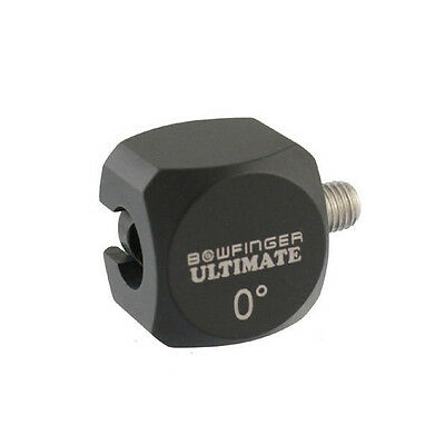 Bowfinger Ultimate Quick Disconnect For Archery Bow Stabilizer