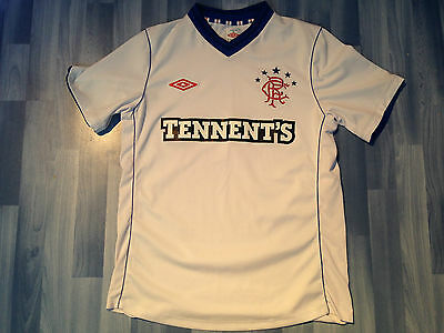 Medium Adults Glasgow Rangers Football Shirt Season 2012-2013 Away