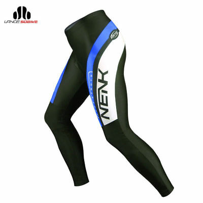 SOBIKE NENK Cycling Mens Tights Padded Bicycle Bike Long Pants -Cooree New