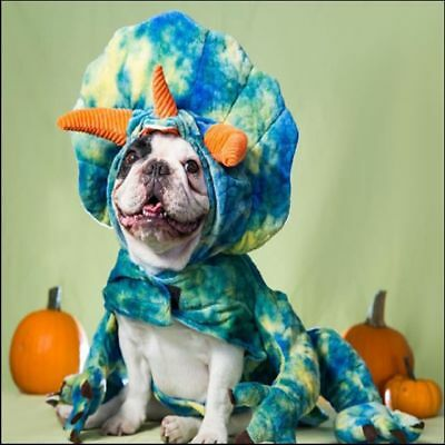 Dinosaur Halloween Dog Pet Costume Small (New with Tags)