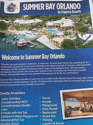 Florida US ,Holiday package  19 day for 4 people