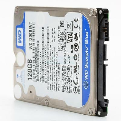 120GB 120G 5400RPM HDD Hard Drive for Playstation 3 PS3 Slim, Super Slim HK