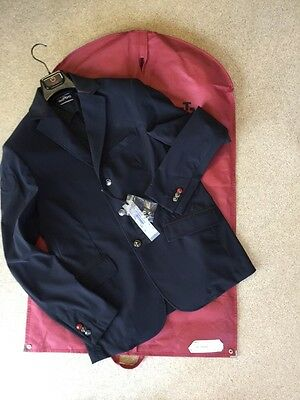 Cavalleria Toscana Show Competition Jacket Men's I-50 UK 40 BN Animo