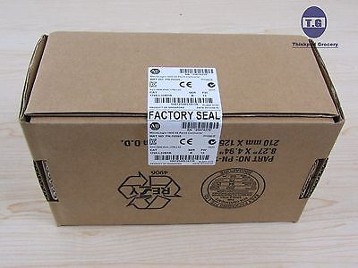 New in box Factory Sealed Allen Bradley Micrologix 1400 1766-L32BXB PLC Module