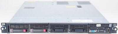 HP ProLiant DL360 G6 Server 2x Xeon E5540 Quad Core 2.53 GHz, 16 GB RAM, 292 GB