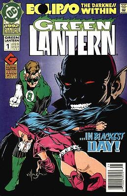 GREEN LANTERN 1990 ANNUAL N.1 - N.0 - Diamond Rings