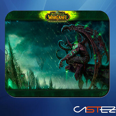 alfombrilla raton world of warcraft wow  mousepad ladtop