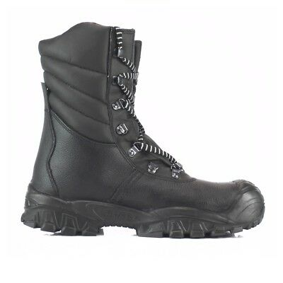 Cofra New Ural Safety Boots With Steel Toe Caps & Midsole Scuff Cap