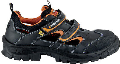 Cofra Vithar ESD Safety Shoes Open Sides With Composite Toe Caps & Midsole M