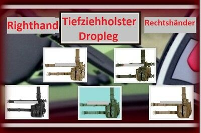 Invader Gear Tiefziehholster Tactical Sof Holster Special Operation Forces Recht