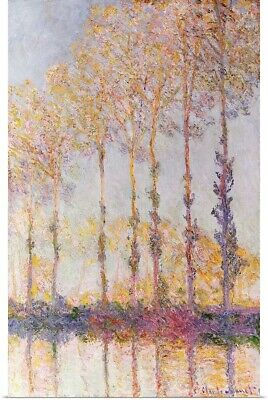 Row Of Large Poplars~counted cross stitch pattern #2215~Garden Graph Chart