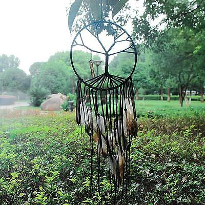 "Vintage Life Tree Feather Dream Catcher Dreamcatcher Room Decor 28"" Length"