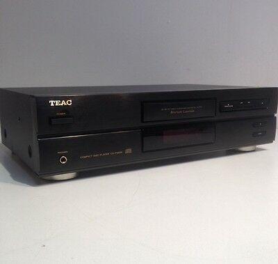 Teac CD-P3500 Bitstream Conversion Compact CD Disc Player