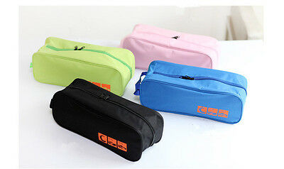 Waterproof Portable Shoe Bag Travel Tote Toiletries Laundry Pouch Storage Case