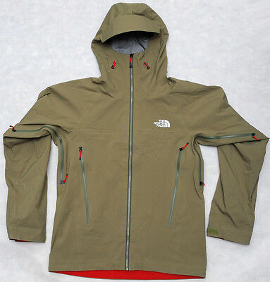 THE NORTH FACE POINT FIVE GORE-TEX PRO SHELL - waterproof MEN'S JACKET size S