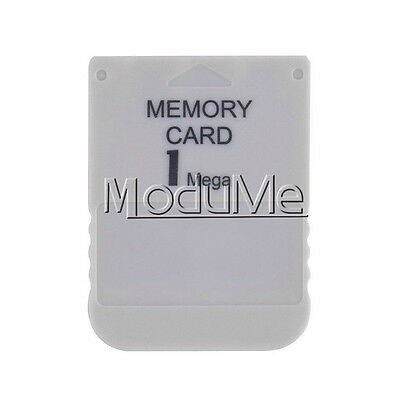 Memory Card For Playstation 1 One PS1 PSX Game useful practical Affordable M