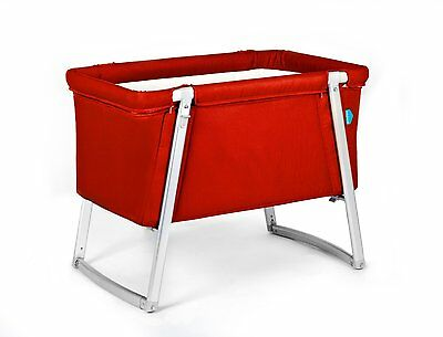 BabyHome DREAM Baby Cot - Red - New!
