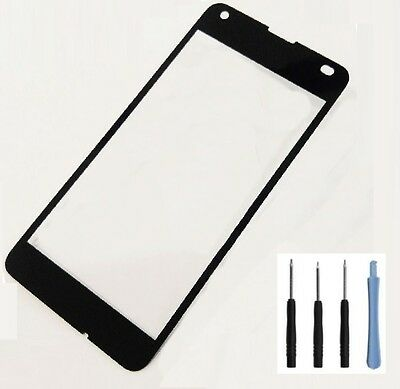 For Microsoft Nokia Lumia 550 Front Outer Lens Glass Screen Replacement