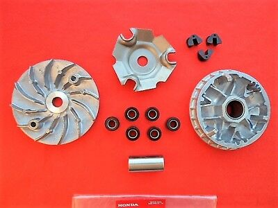 GENUINE Honda PCX 125 Drive Variator Clutch Kit 2015 2016  ***UK STOCK & OEM***