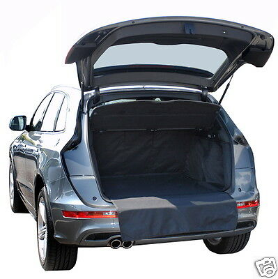 AUDI Q5 CARGO LINER TRUNK MAT DOG GUARD - TAILORED - 2008 to 2017 (074)