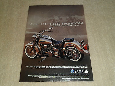 2003 YAMAHA ROAD STAR LIMITED EDITION article / ad