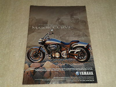 2003 YAMAHA ROAD STAR WARRIOR article / ad