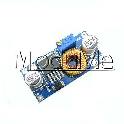 10PCS DC-DC Step Down Adjustable Power Supply Module Lithium Charger board 5A ME