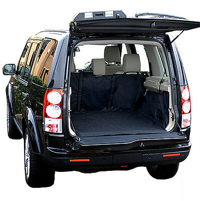 LAND ROVER LR3 CARGO LINER TRUNK MAT DOG GUARD - TAILORED 2004 to 2009 (022)