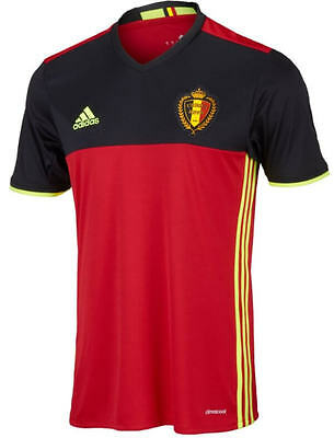 Belgium Home Football Shirt 2016/17