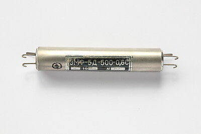 EMF-5D-500-0,6S [ЭМФ-5Д-500-0,6С] Mechanic Frequency Filter